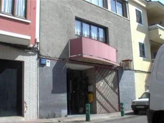 façana de l'escola d'adults de ciutadella